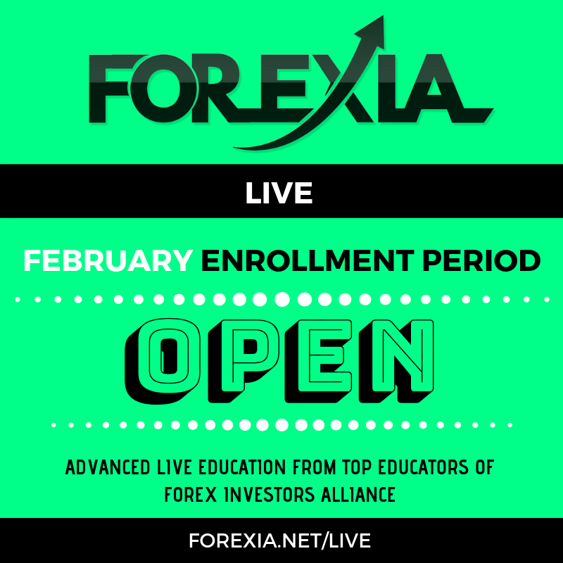 Forexia LIVE February