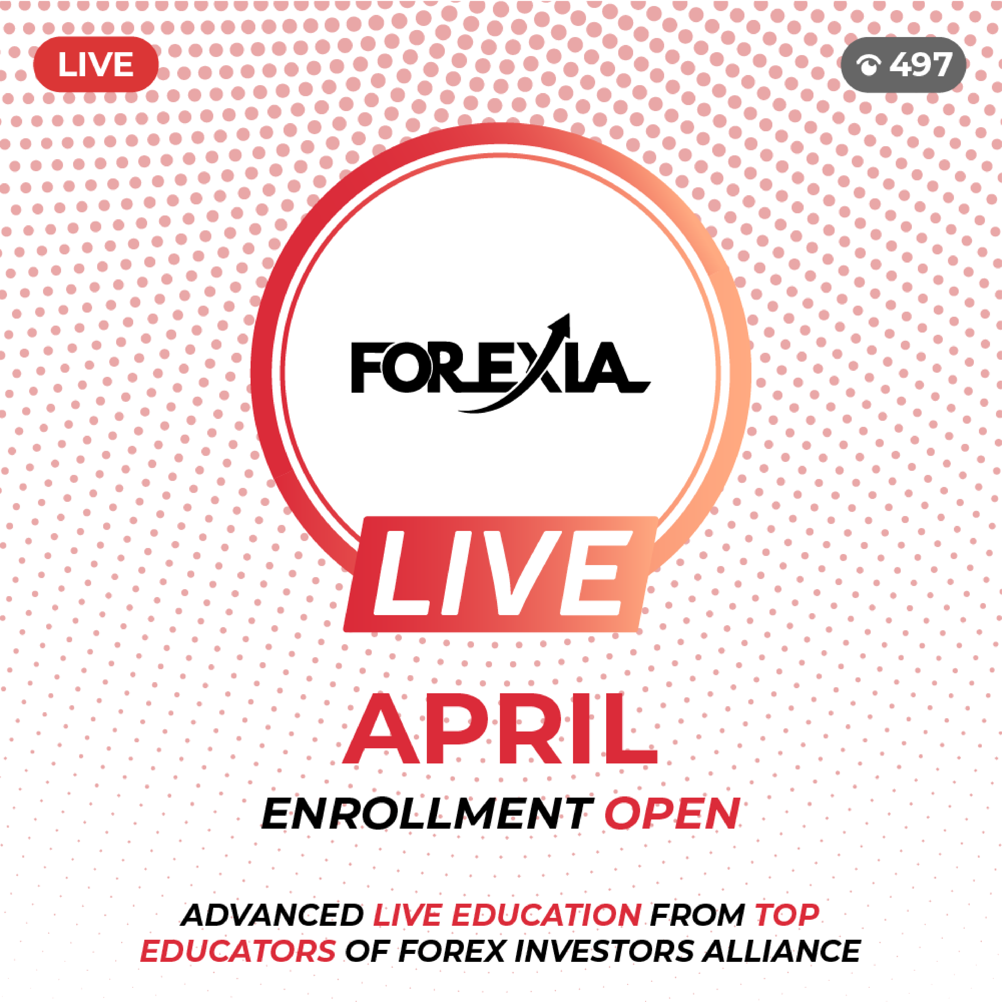 Forexia LIVE Recordings – April 2019
