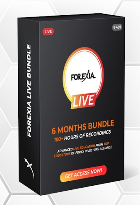 6 MONTH Forexia LIVE Bundle!
