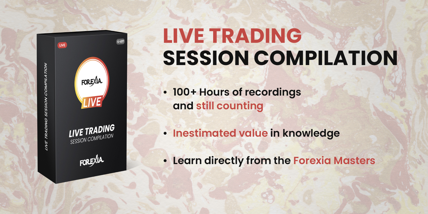 LIVE Trading Sessions Course Compilation